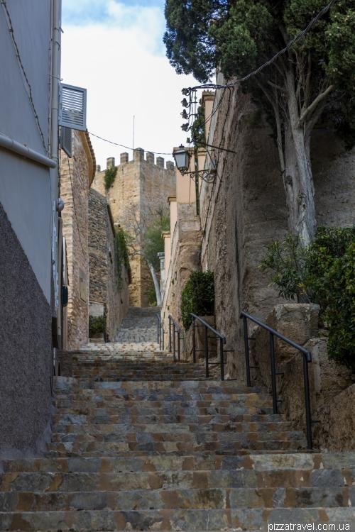 Замок Капдепера (Castell de Capdepera)