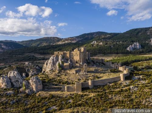 Замок Лоарре (Castillo de Loarre)
