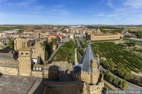 Замок Олите (Castillo-Palacio Real de Olite)