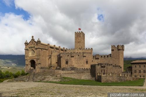 Замок Хавьер (Castillo de Javier)