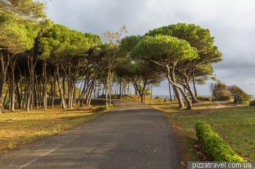 Парк Магдалена в Сантандере