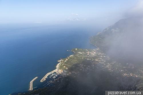 Гора Сан-Бьяджо (Monte San Biagio)