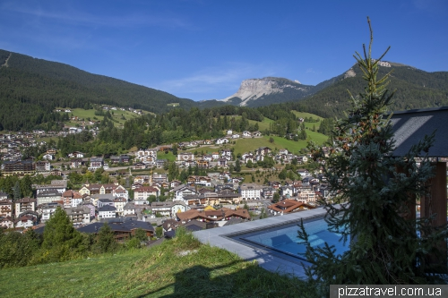 Ortisei and Val Gardena Valley