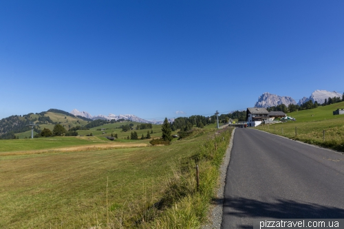 Plateau Alpe di Siusi
