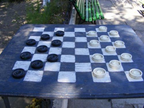 Суворі шашки