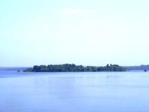 Краєвиди на шляху до острова