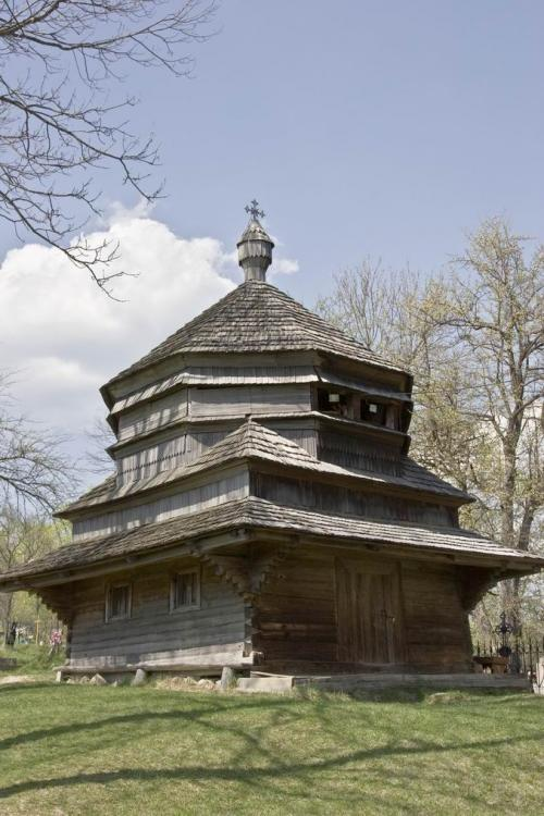 Strukivska Church