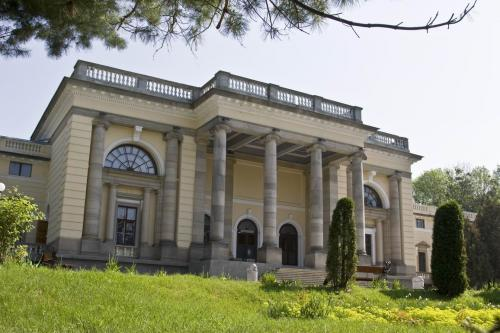 Shcherbatov Palace in Nemyriv