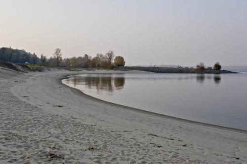 Beaches in the Tarasova Hill area