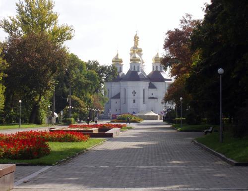 Екатерининский собор(1715)