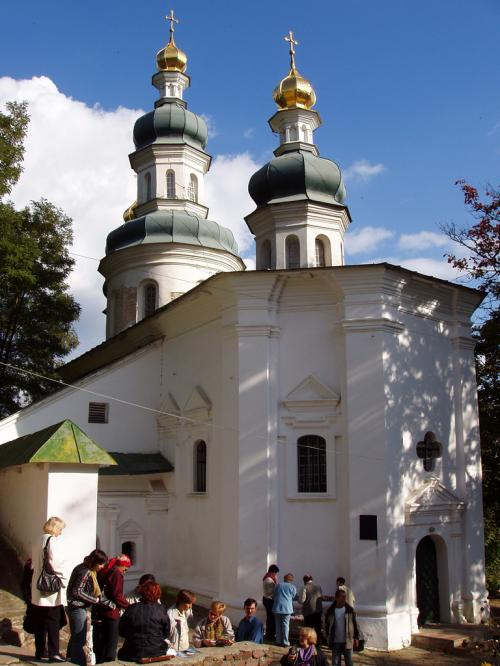 Ильинский монастырь (XII – XVIII)