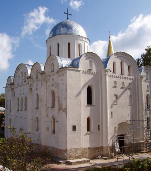 Борисоглебский собор (1120-1123)