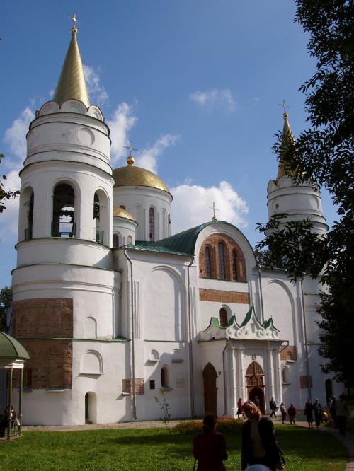 Спасо-Преображенский собор (1033)