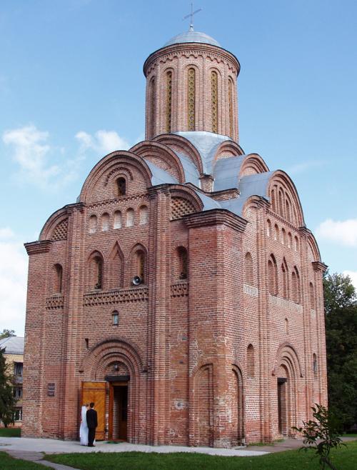 Пятницкая церковь (конец XII – начало XIII в.)