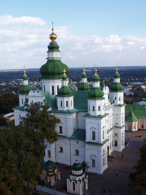 Троицкий собор (1679 – 1695)