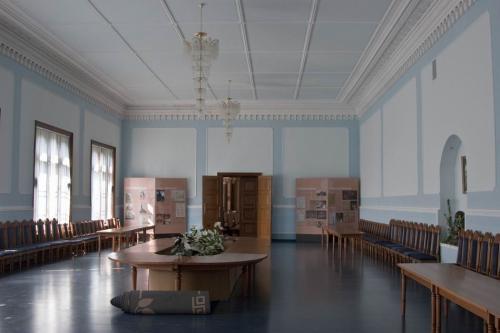 Блакитна зала