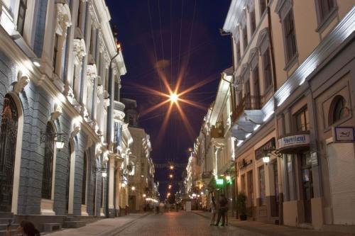 Пішохідна вулиця Ольги Кобилянської