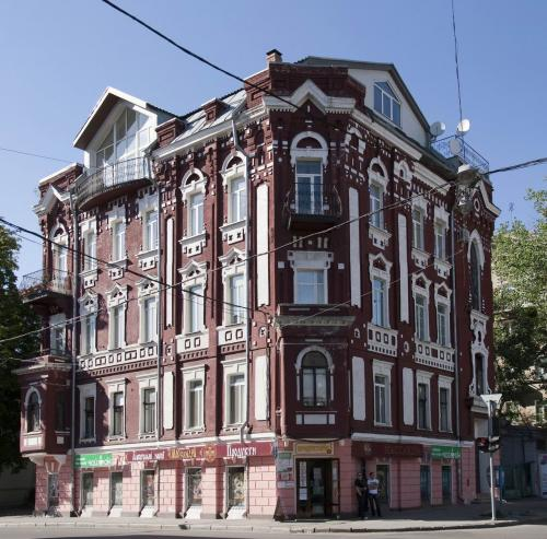 Not a typical house for Kharkiv