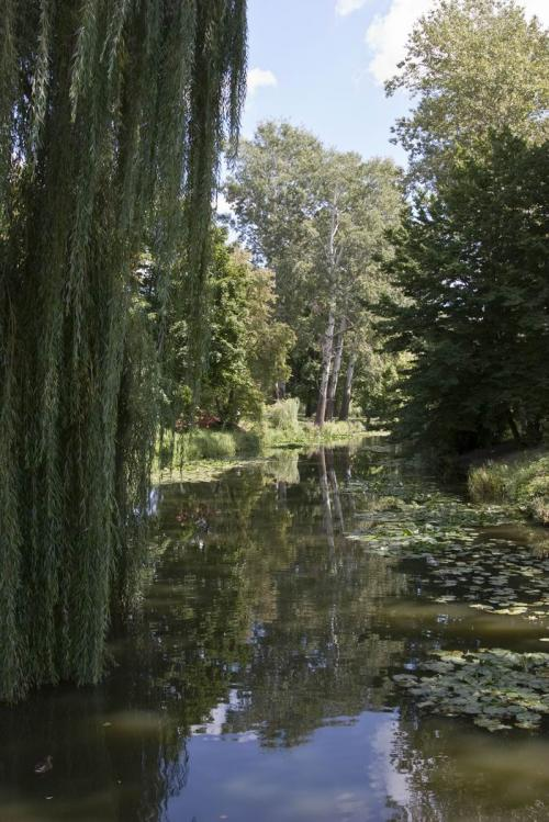 Oleksandriya Park in Bila Tserkva
