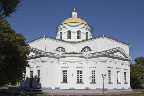 Transfiguration Cathedral (1833-39)