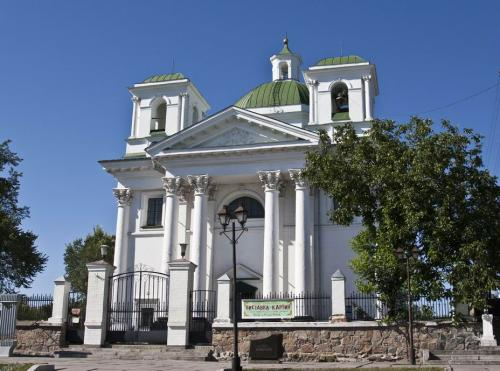 Roman Catholic Church of St. John the Baptist (1812)