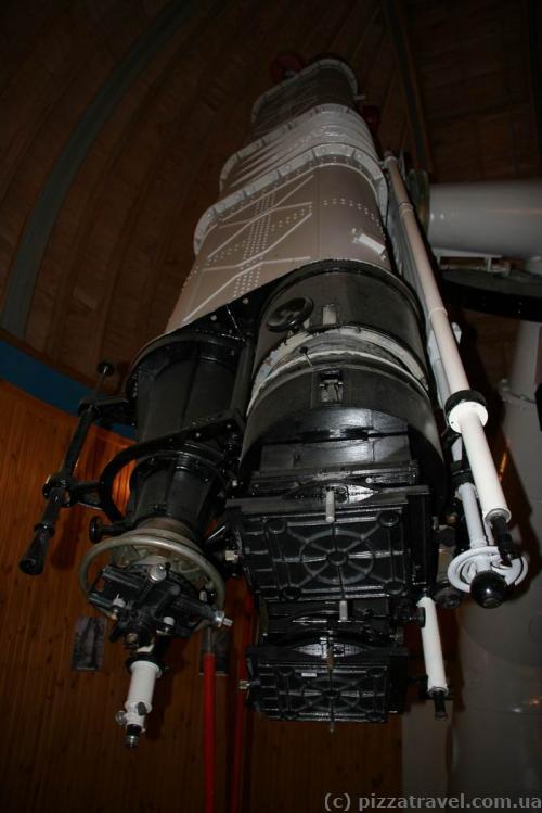 Главная астрономическая обсерватория НАН Украины