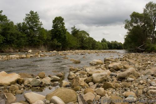 Mizunka river