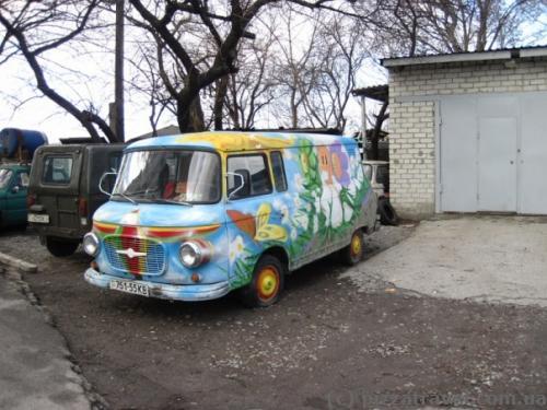Автобус хиппи