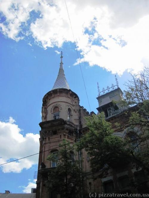 Будинок барона Штейнгеля