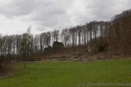 Поляна перед Печерою Єдинорога
