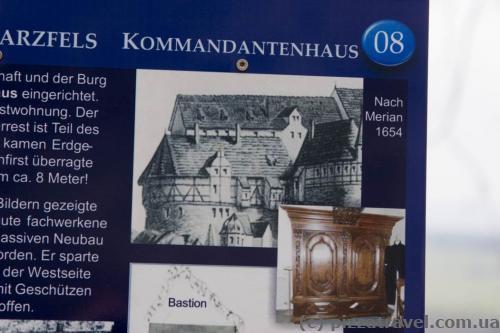 Реконструкція фортеці Шарцфельд