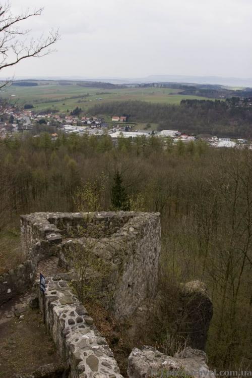 Руїни фортеці Шарцфельд