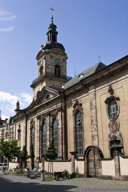 Базилика Св. Иоанна (1754-1758)