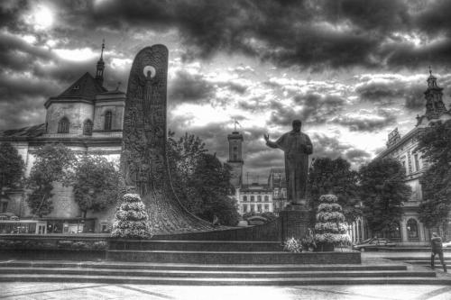 Мемориал Тарасу Шевченко