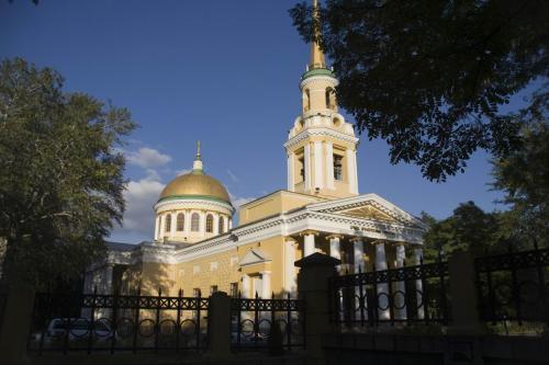 Spaso-Preobrazhenskyi (Savior Transfiguration) Cathedral