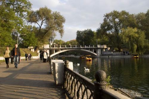 Парк Лазаря Глобы