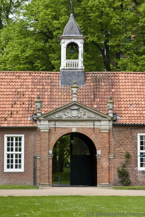 Замковые ворота