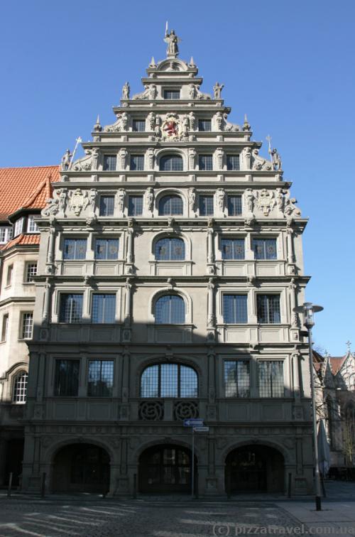 Дом портных (Gewandhaus)
