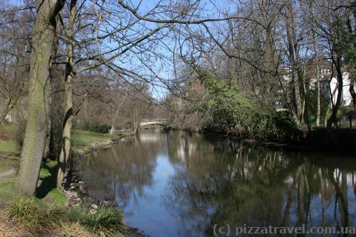 Канал в Брауншвейге