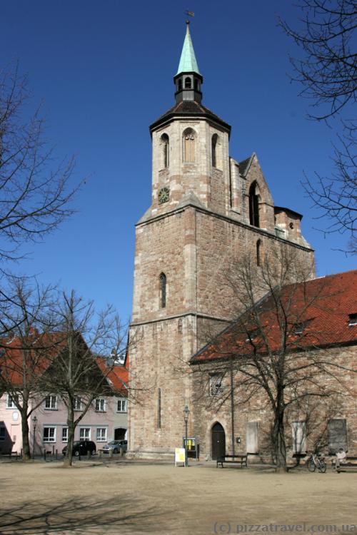 Церковь Святого Магнуса