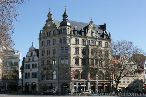 Будівля на Kohlmarkt