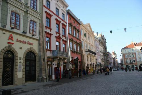 Rynok (Market) Square