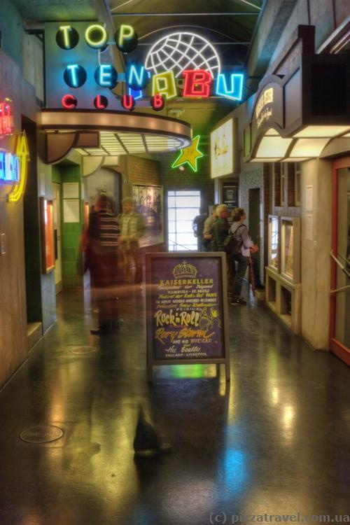 Музей Beatles в Гамбурге