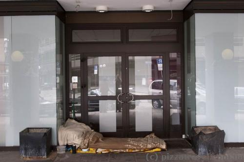 Бомжів вистачає й у Німеччині