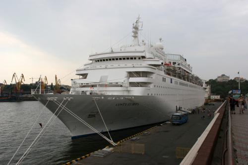 Одеський морський вокзал