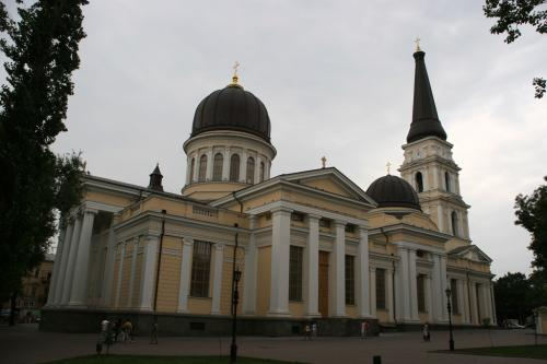 Savior Transfiguration Cathedral
