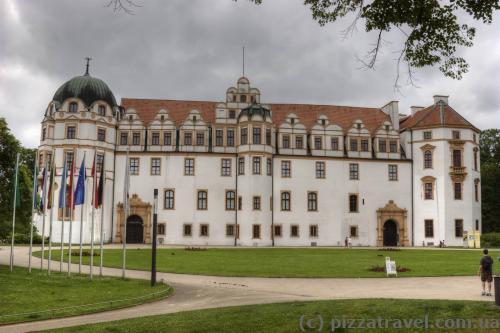 Замок Целле