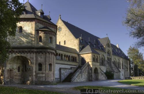 Императорский дворец (1040-1050, Kaiserpfalz)