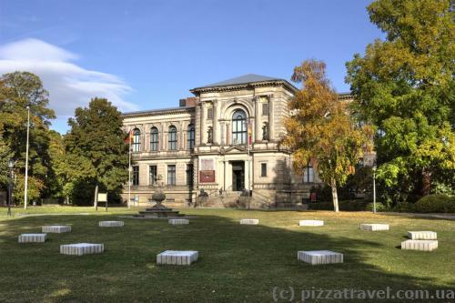 Библиотека герцога Августа