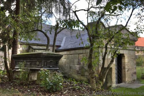 Фамильный склеп-музей семьи фон дер Декен